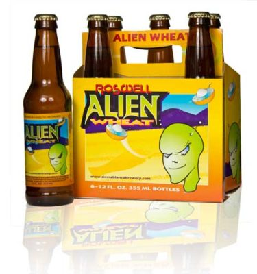 alien wheat