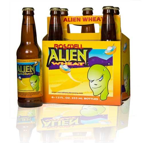 alien wheat