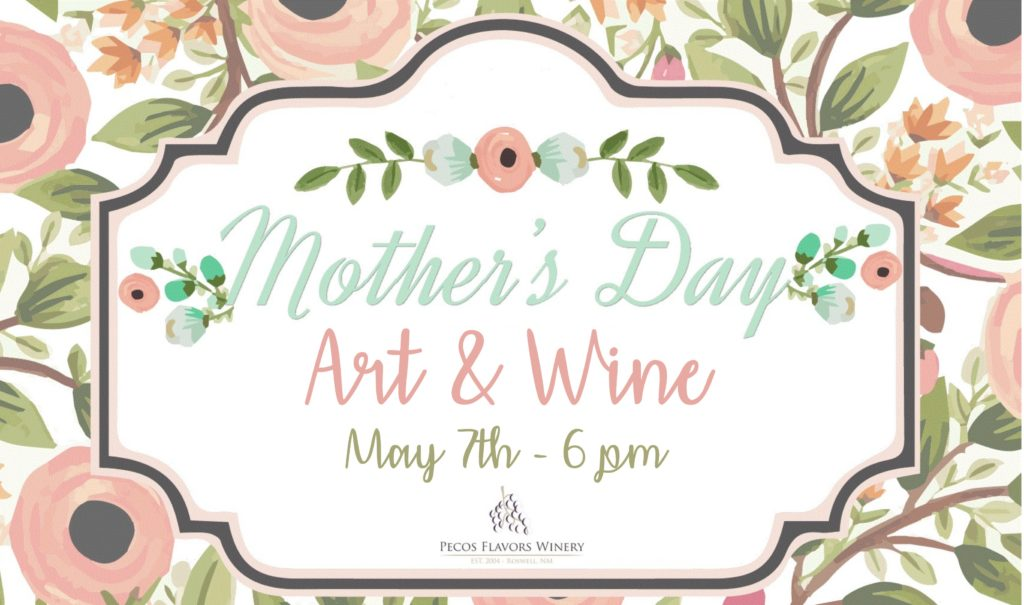Mother's Day Art & Wine event image