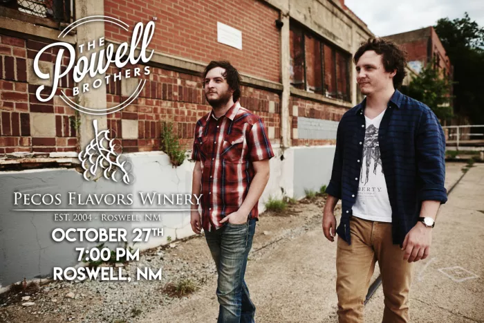 The Powell Brothers event image